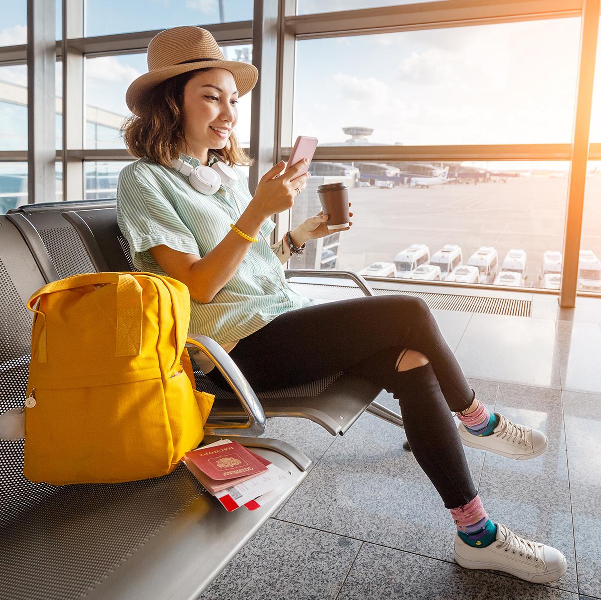 Pensou em Viajar?