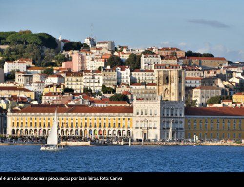 Portugal reabre as fronteiras para turistas do Brasil